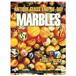 """Antique Glass End of Day Marbles"""