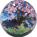 "Cathy Richardson - ""Flowering Almond Tree Marble"""