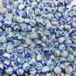 Iridized Cobalt Blue 9/16""