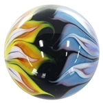 "Brad Pearson - ""Two-Sided Flower Marble"""