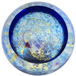 "Glass Eye Studio Paperweight - ""Milky Way Celestial Series"""