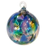 Purple Mystique Orchid Classic Ornament