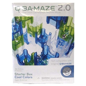 Q-BA MAZE - Starter Kit Cool Colors