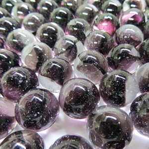 Amethyst Cat's Eye 5/8""