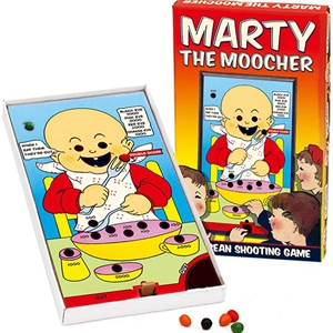 Marty the Moocher