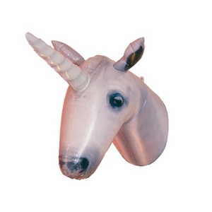 Inflatable Unicorn Head