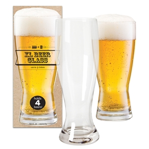 XL Beer Glass