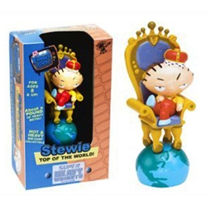 "Family Guy Diecast ""Top of the World"" Stewie"