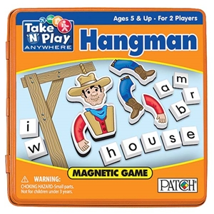 Take 'N Play Anywhere Hangman