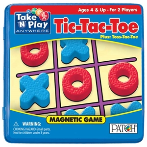 Take 'N Play Anywhere Tic Tac Toe