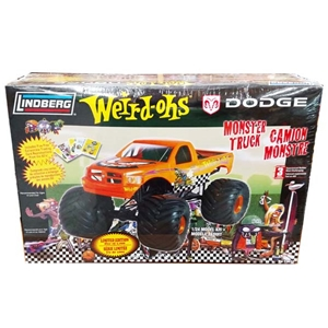 Wierd Ohs Monster Truck Model Kit