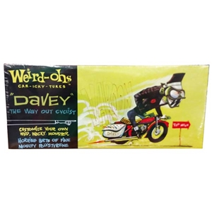 "Weird-Ohs ""Davey"" Model Kit"