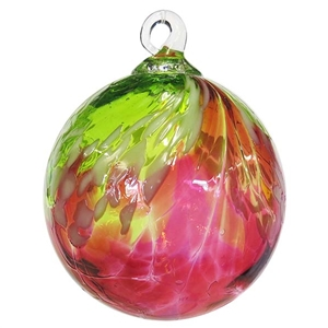 Bellina Orchid Class Ornament