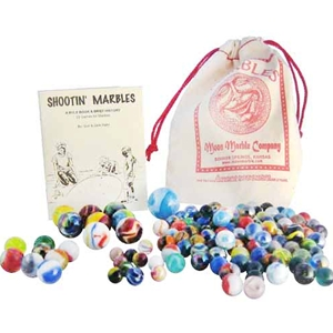 Deluxe Marble Shooter Starter Set