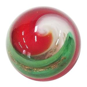 Bruce Breslow Christmas Aventurine Swirl