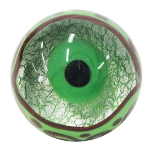"George Pavliscak - ""Green Monster Eye"""