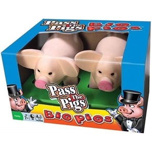 Pass the Pigs - Big Pigs