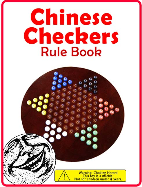 Print Chinese Checkers Rules